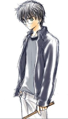 Harry sketch