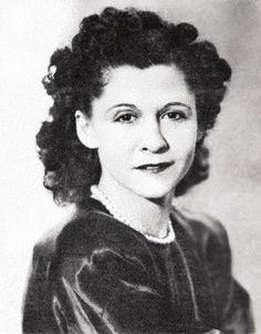 Claire Phillips...American spy against the Japanese...hero of the Philippines...she smuggled food to prisoners at Cabanatuan.