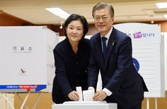 South Koreans elect liberal Moon Jae-in president after months of turmoil - The Washington Post