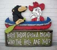 Ole Miss Hotty Toddy Canoe Products. Crazy Funny. T-Shirts and Handcrafted Signs. visit our website now.