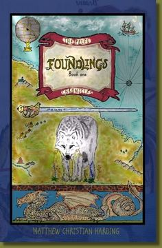 Foundlings (Book One of The Peleg Chronicles) is distinctively fiction, but it is set in the Old Testament days immediately following Noah's flood, soon after the Tower of Babel. It is well-researched and carefully written to adhere to a young-earth creationist view of history that includes no magic, no evolution, and no humanism. The second book in the series is called Paladins.