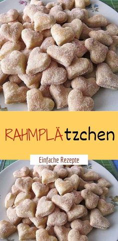Rahmplätzchen - Ingredients 360 g flour 250 g butter 160 g sour cream cinnamon and sugar to roll - Smoothie Fruit, Smoothie Bowl, Smoothie Recipes, Smoothie Detox, Fruit Salad, Healthy Breakfast Recipes, Healthy Recipes, Healthy Kids, Kids Meals