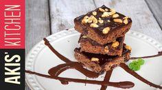 Dairy Free Brownies   Akis Kitchen