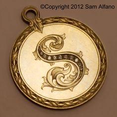 Sam Alfano, engraver - Jewelry Engraving