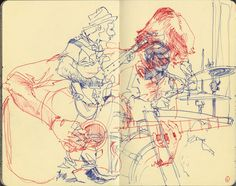 Sketchbook 28 | Graham Smith