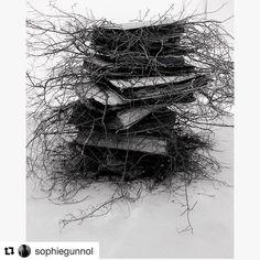 "33 Likes, 1 Comments - James Aldridge (@jamesaldridgeart) on Instagram: ""Anselm Kiefer - love this - thanks @sophiegunnol #AnselmKiefer #Sculpture #BookArt"""