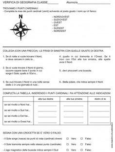 VERIFICA ORIENTAMENTO E CARTINE PAG 1