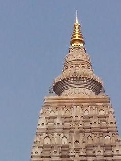 Budha temple at bodhgaya