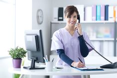 Patients can tell a lot about your dental practice by the way you answer the phone. Put your happiest optimist at the front desk and you won't regret it.