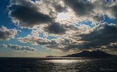 The Fournoi Islands south-west of the Island of Samos, photo taken by Alex Korakis