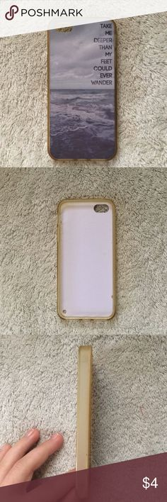 iPhone 5s case iPhone 5s case. This case is excellent condition. none Accessories Phone Cases