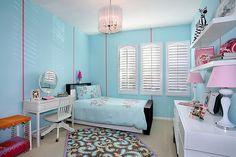 quarto menina rosa e lilas - Pesquisa Google