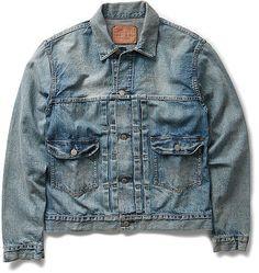 Ralph Lauren RRL Selvedge Denim Jacket