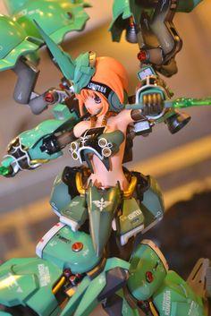 Gundam - Gunpla Builders World Cup (GBWC) 2014 Hong Kong Anime Figures, Action Figures, Gundam Papercraft, Sf Movies, Mecha Suit, Gundam Build Fighters, Gundam Wallpapers, Frame Arms Girl, Toy Art