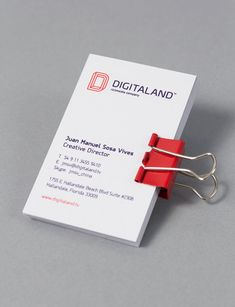Digitaland on Behance