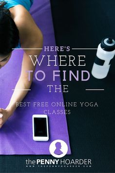 Yoga classes can be expensive. Plus, you have to find a studio and instructor you actually like in your area. Or do you? Here's where to find free online yoga classes you'll love, no matter how you practice. - The Penny Hoarder http://www.thepennyhoarder.com/free-yoga-videos/