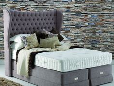 Hypnos Sandringham Supreme - Hypnos Beds - CASA Furniture, Topsham, Devon.