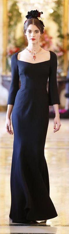 Dolce & Gabbana Couture.