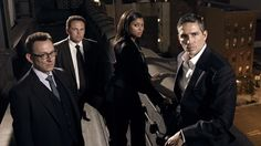 The Quiet Visual Innovation of Person of Interest