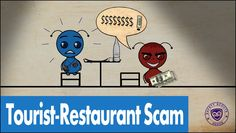 Tourist Restaurant Scam - Safety Scouts Advice - Episode 19 [HD,4K]