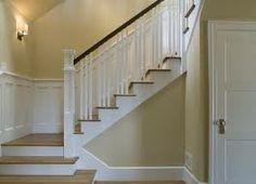 staircase with door - Google Search