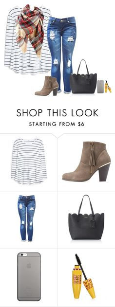 """""""21 days till Thanksgiving:http://thanksgivingclock.com/"""" by amaya-leigh ❤ liked on Polyvore featuring MANGO, Charlotte Russe, Kate Spade and Native Union"""