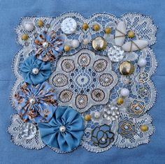 Textile Artists, Jackson, Textiles, Brooch, Jewelry, Fashion, Moda, Jewels, Fashion Styles