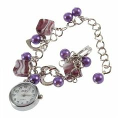 YKS New Lady Jewelry Beads Flower Retro Bracelet Cuff Wrist Watch Gift by YKS. $5.28. Watch Case Diameter: Approx 22mm. A best gift for you and your friends. Very beautiful Wrist Watch. Length Of Watch: Approx 230mm. Features:  New Lady Jewelry Beads Flower Retro Bracelet Cuff Wrist Watch Gift  100% Brand new and handmade.  Very beautiful Wrist Watch.  Daily Water Resistant (not for swimming or showering)  A best gift for you and your friends.   Specifications:  Watch Case...