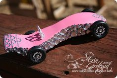 pinewood derby car designs for girls - Google Search