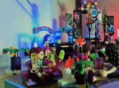Lego Friends go to a Rave #3 by Damabupuk on DeviantArt