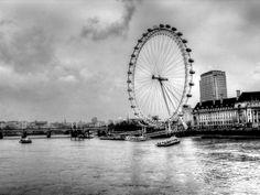 London-The Eye(again!!) by Francesco Cetta on 500px