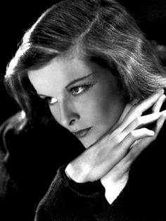 "Katherine 'Kate' Hepburn - she did tomboy so well.  Favorite is ""bringing up baby"" with Carey grant...one of the most beautiful women in the world!"
