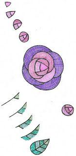 """Милые сердцу штучки: Вязание крючком: летняя кофточка """"Розы Макинтоша"""""""