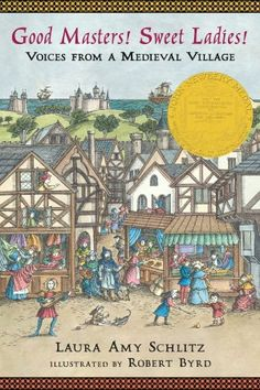 I just found this book and love it!  Great back story as for the creation of the book as well as exposing children to Medieval times using children of the era as the guides.