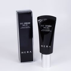 Hera CC Cream Natural Beige Triple Moisturizing Effect Younger Skin Organic Skin Care, Natural Skin Care, Korean Products, Younger Skin, Korean Skincare, Natural Makeup, Skin Care Tips, How To Look Better