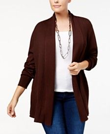 Sweaters Karen Scott Plus Size Tops & Clothing - Macy's