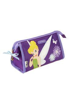 Disney Wonder - TinkerBell Toilet Kit #Disney #Samsonite #TinkerBell #Travel #Kids #School #Schoolbag #MySamsonite #ByYourSide