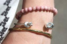 Bracelet stack | www.ladymelbourne.com.au