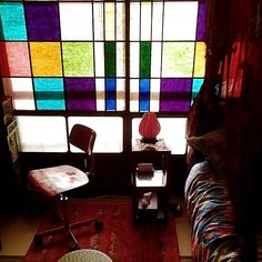 old Japanese house rennovation Japanese Style House, Japanese Modern, Japanese Interior, Japanese Bar, Diy Sliding Door, Brick Interior, Interior Design, Kawaii Room, Beautiful Living Rooms