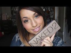 Make up pour tous les jours avec la Naked 2 ! - YouTube