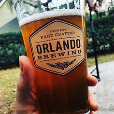 Orlando Brewing Instagram