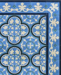 Cuban tile
