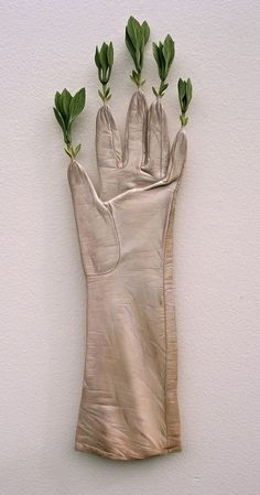 Maison Fabre gloves art