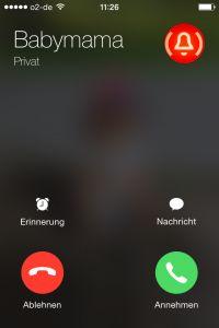 Warum man eingehende Anrufe der Frau ab 21 Uhr ignorieren sollte, aber nicht kann.