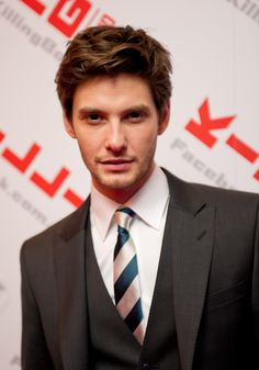 Ben Barnes plays Alejandro in The Big Wedding ! Oh so cute!