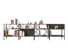 So oder so van Daniel Kern  is een stellingkast met eindeloos veel mogelijkheden. Dankzij het modulaire systeem is het mogelijk om een hoge boekenkast, een laag dressoir of een brede kantoorkast samen te stellen.