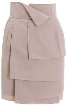 ShopStyle: 3.1 PHILLIP LIM - Origami skirt