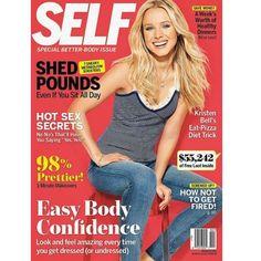Self Magazine Subscription : $4.99 (reg. $12) http://www.mybargainbuddy.com/3yr-self-magazine-subscription-11-97