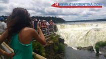 The new runway in iguazu falls will have a different tour The new section, whose construction began in August 2013 and is expected to open in the first quarter of 2015 also generated a new way to explore this World Wonder, authorities explained the ride. Check your #Travel #Tours #Packages #Vacations at #iguazufalls  in#Argentina . Different #destinations are waiting for You! 01Argentina #TravelAgency