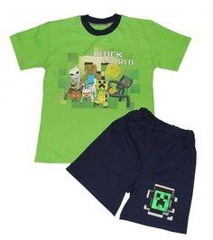 Piżama dla miłośników MINECRAFT PL 134 ostatnia